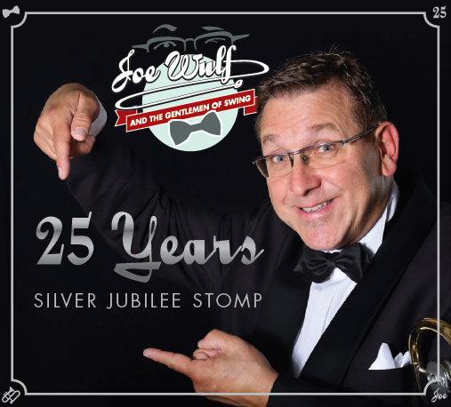 CD Cover Silver Jubilee Stomp